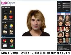 Terrific Virtual Hairstyle Changer Online Hair Style Changer Com Short Hairstyles For Black Women Fulllsitofus